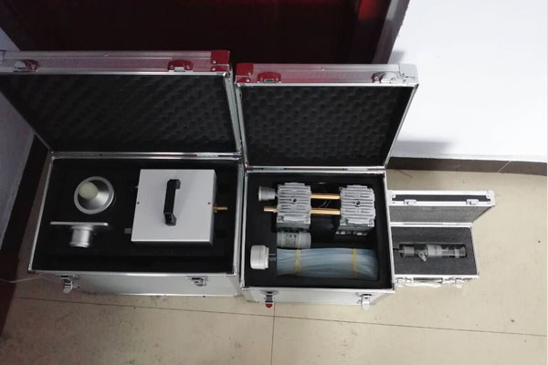 微生物气溶胶浓缩器