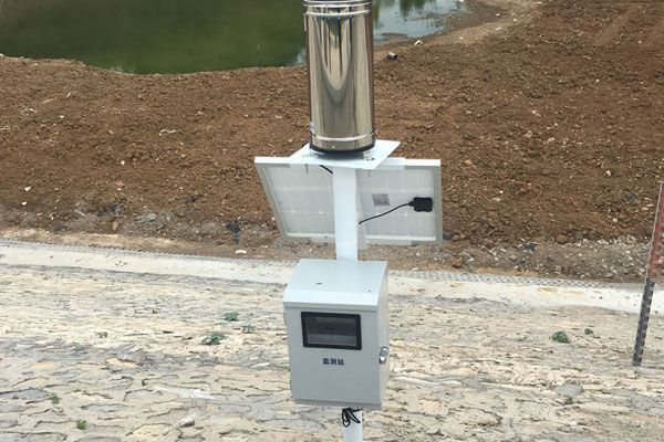 雨量水位监测站