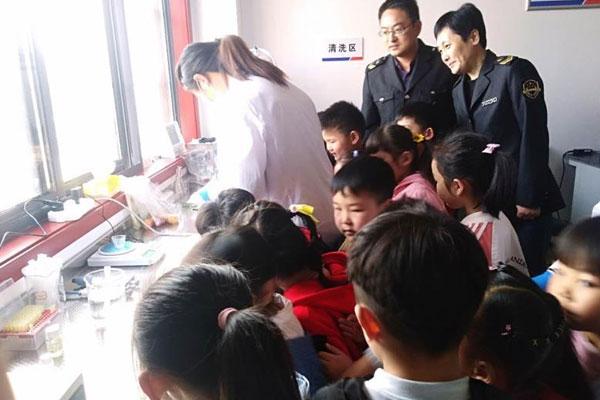 小学幼儿园食堂检测仪器报价方案