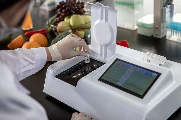<b>农贸市场食品安全检测解决方案</b>